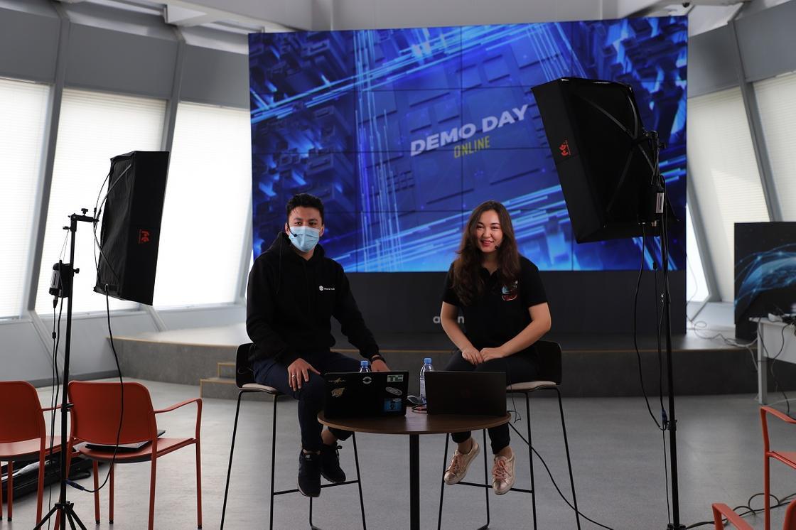 В Demo Day Astana Hub приняли участие 13 лучших стартап проектов. За время акселерации стартапы увеличили свои продажи на 28,7 миллионов тенге