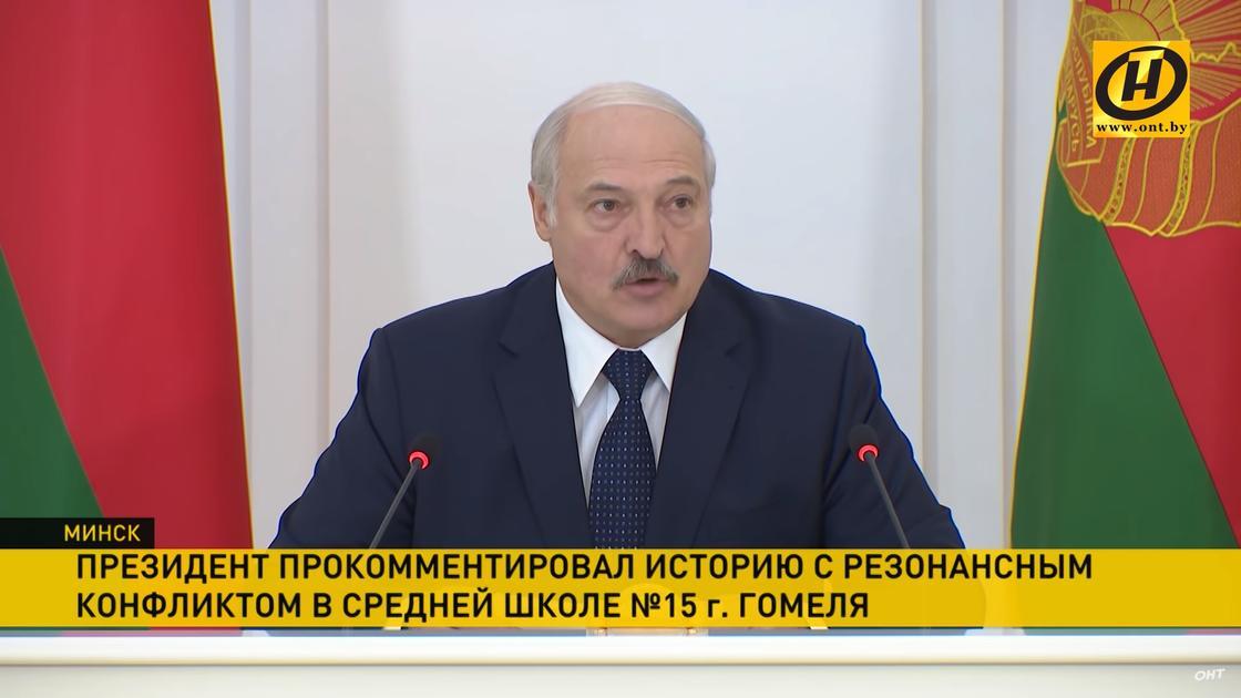 """""""Голову бы отвернул щенку"""". Лукашенк"""