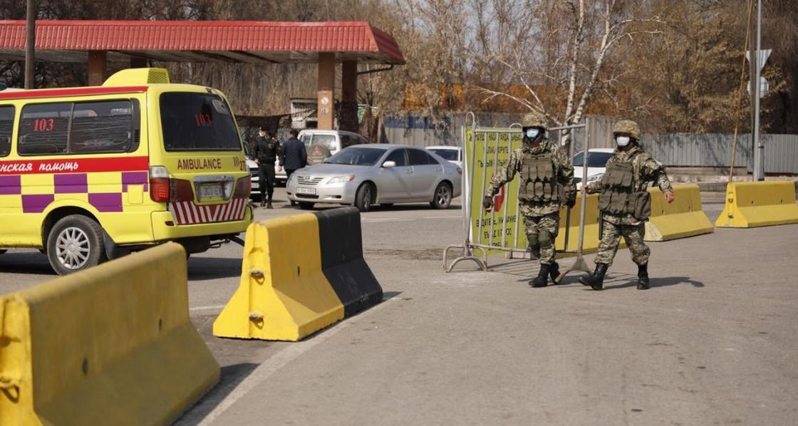 Карантинный режим ввели в ряде дачных массивов Алматинской области