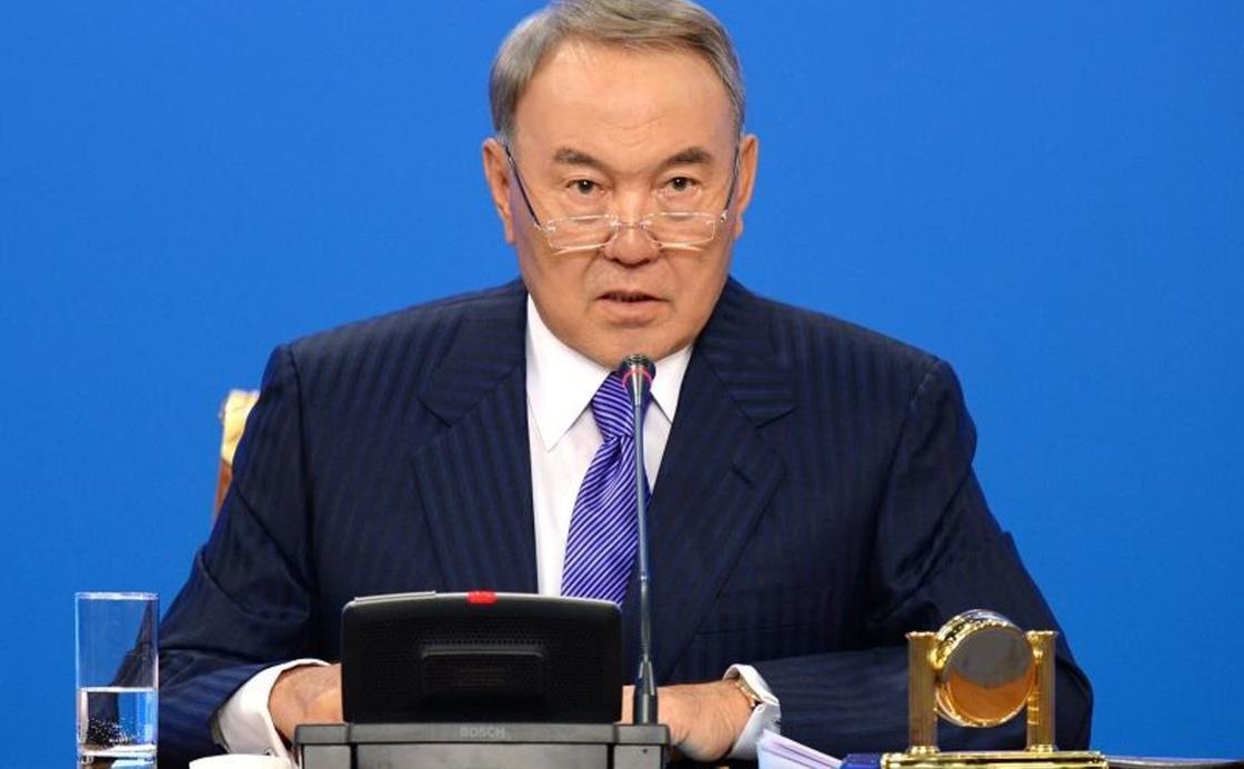 О чем говорил Назарбаев с акимами, рассказал Айдос Укибай