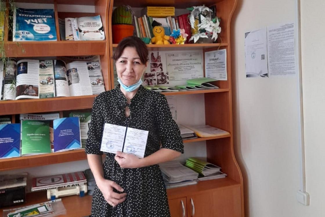 Аида Милюкова