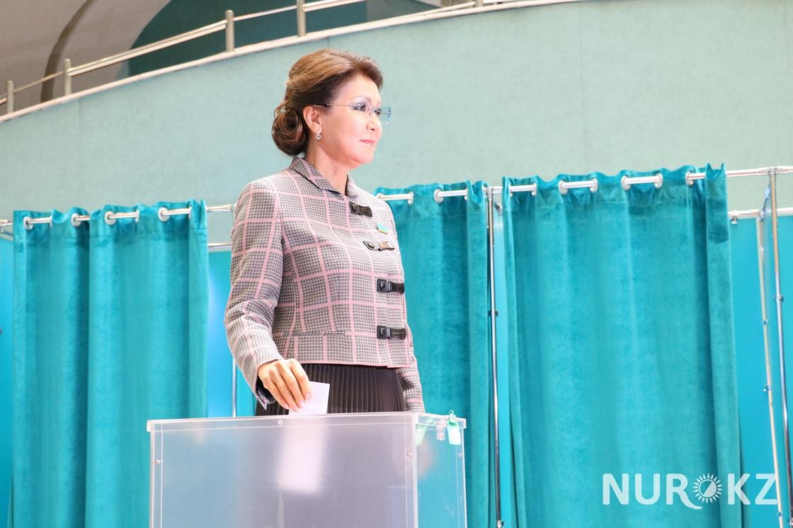 Дариға Назарбаева сенат депутаты болды