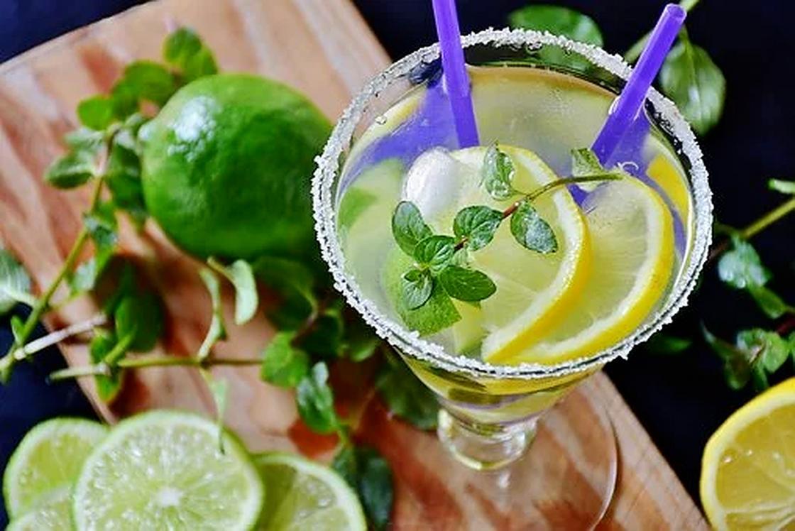Напитки для похудения с лимоном