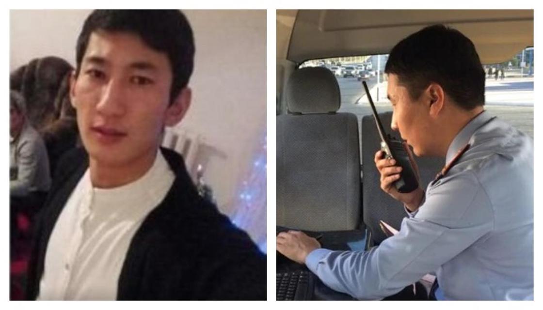 Столичные полицейские разыскивают молодого парня