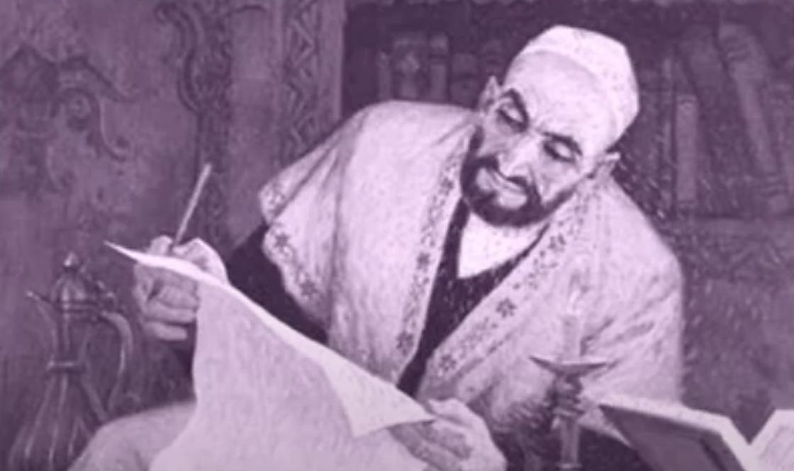 Махмуд Кашгари