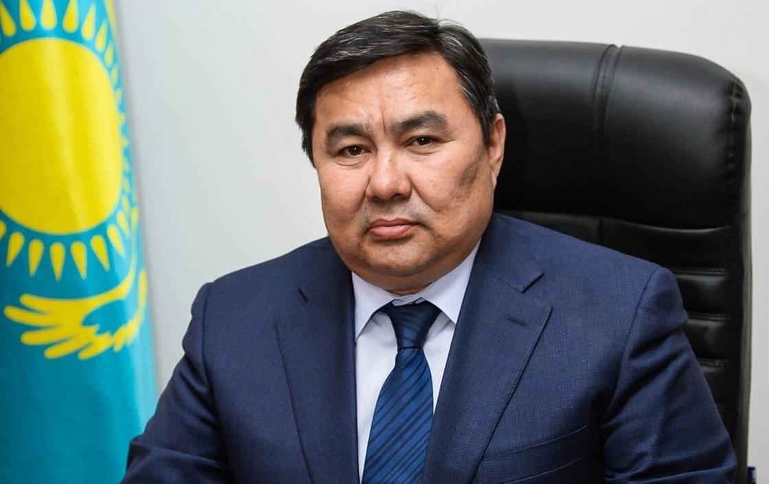 Бахытжан Намаев освобожден от должности спецпредставителя президента на Байконуре