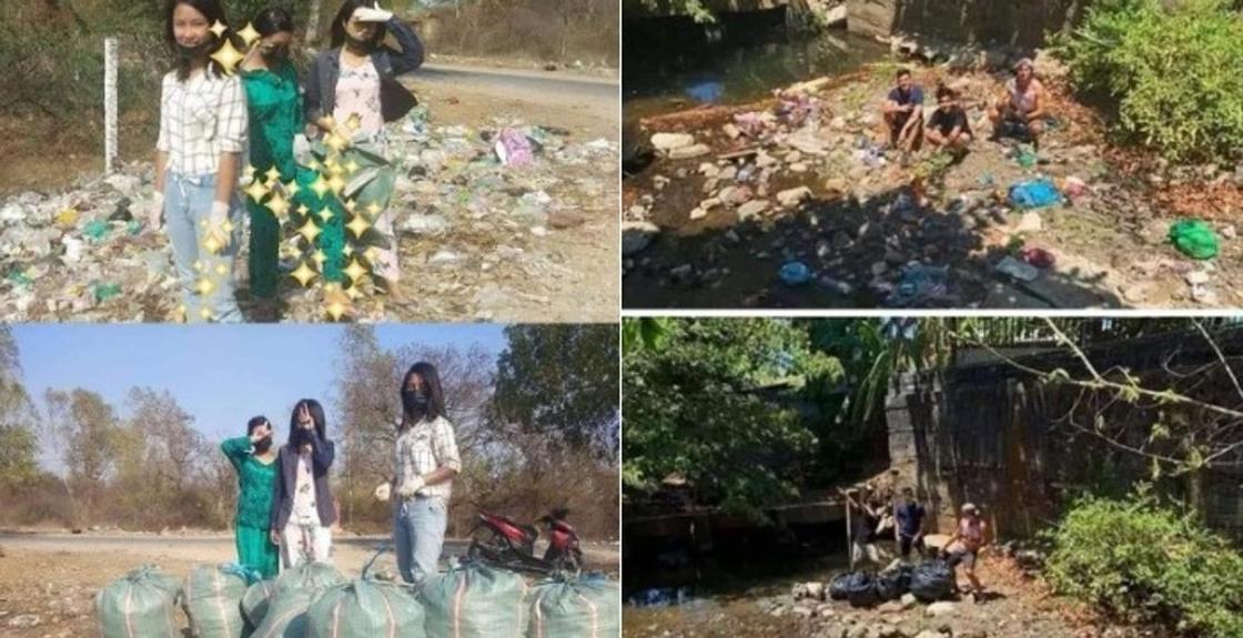 """Флешмоб #trashtag: люди со всего мира начали убирать мусор и делиться фото """"До/После"""""""