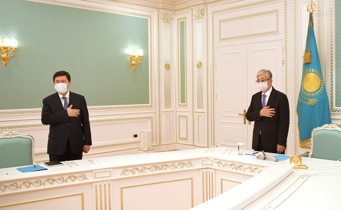 Елордада Нұрсұлтан Назарбаевқа ескерткіш ашылды (фото)