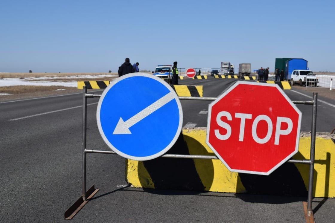 """""""Нигде такого нет"""": иностранец-дальнобойщик удивился работе блокпостов в Казахстане"""