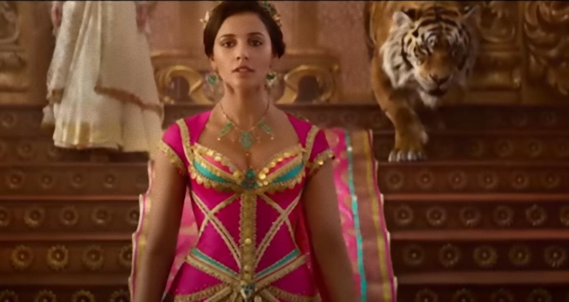 Кадр из фильма «Аладдин»