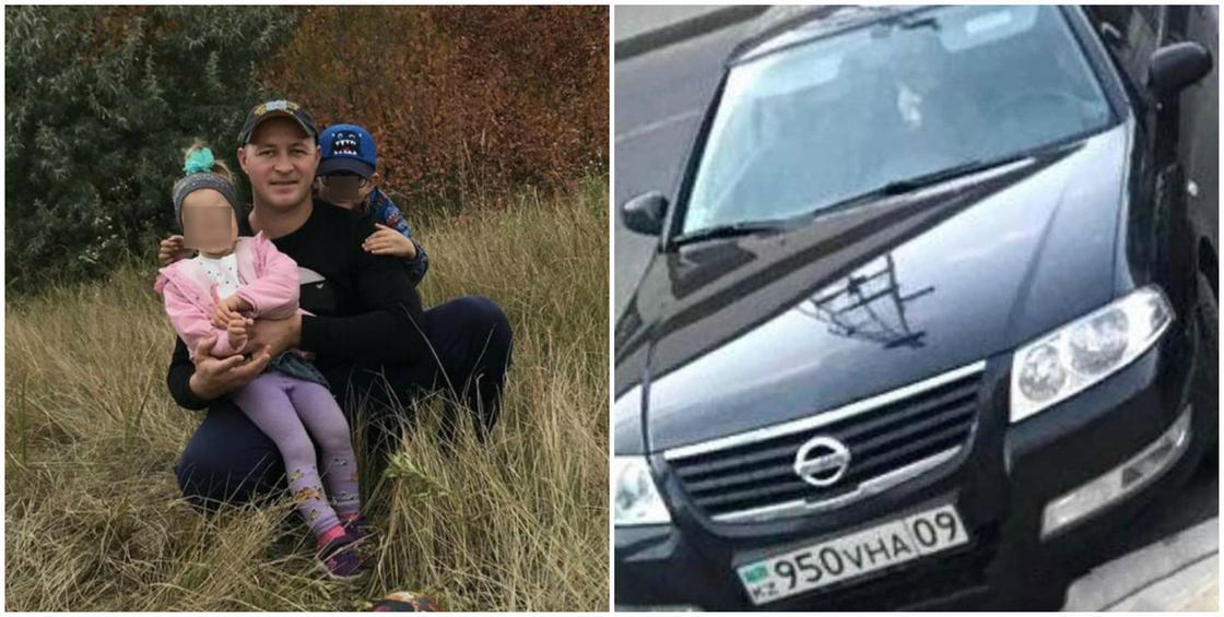 Уехал за ребенком в детсад и пропал вместе с машиной житель Караганды