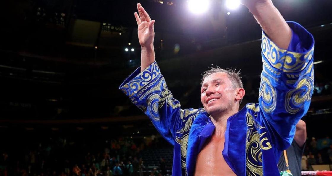 38 лет исполнилось казахстанскому боксеру Геннадию Головкину