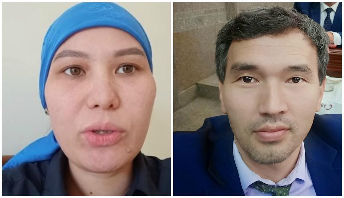 """""""Много крови, следы борьбы"""": вдова погибшего в Египте дипломата записала обращение к Токаеву"""