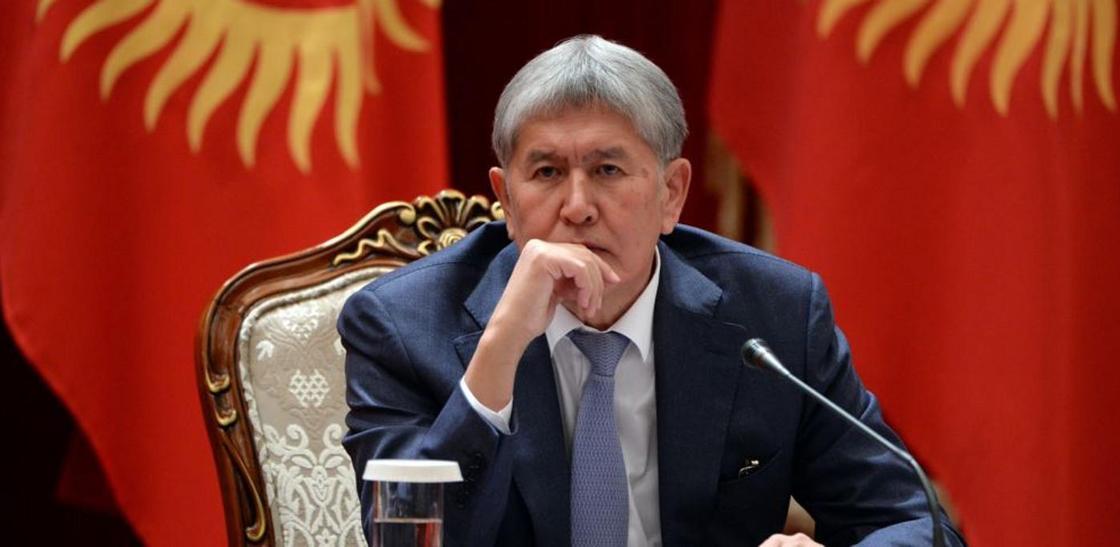Алмазбек Атамбаев. Фото: kremlin.ru