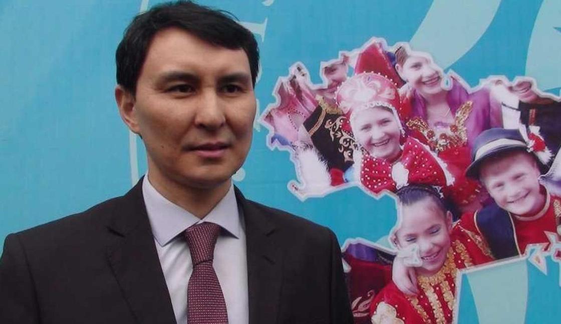 Назарбаев назначил Жамаубаева своим помощником