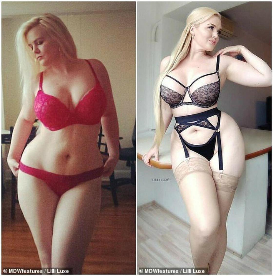 «Что ты с собой сделала?»: модель плюс-сайз жестко раскритиковали за похудение