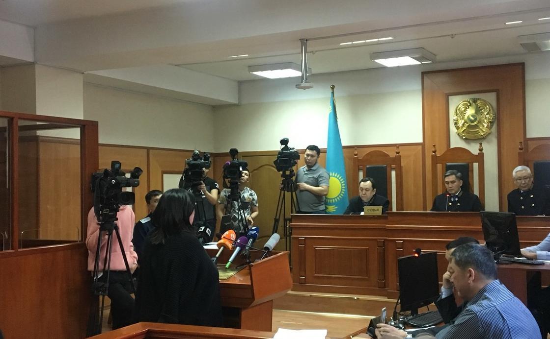 Гауһар Әлімбекова. Фото: KAZ.NUR.KZ