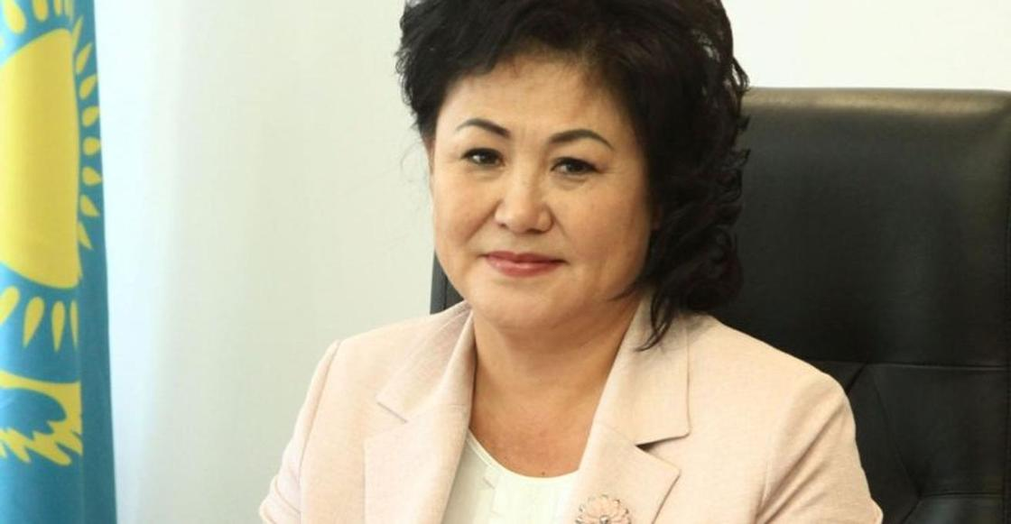 Мүбәрак Жинақбаева. Фото: aqparaq.kz