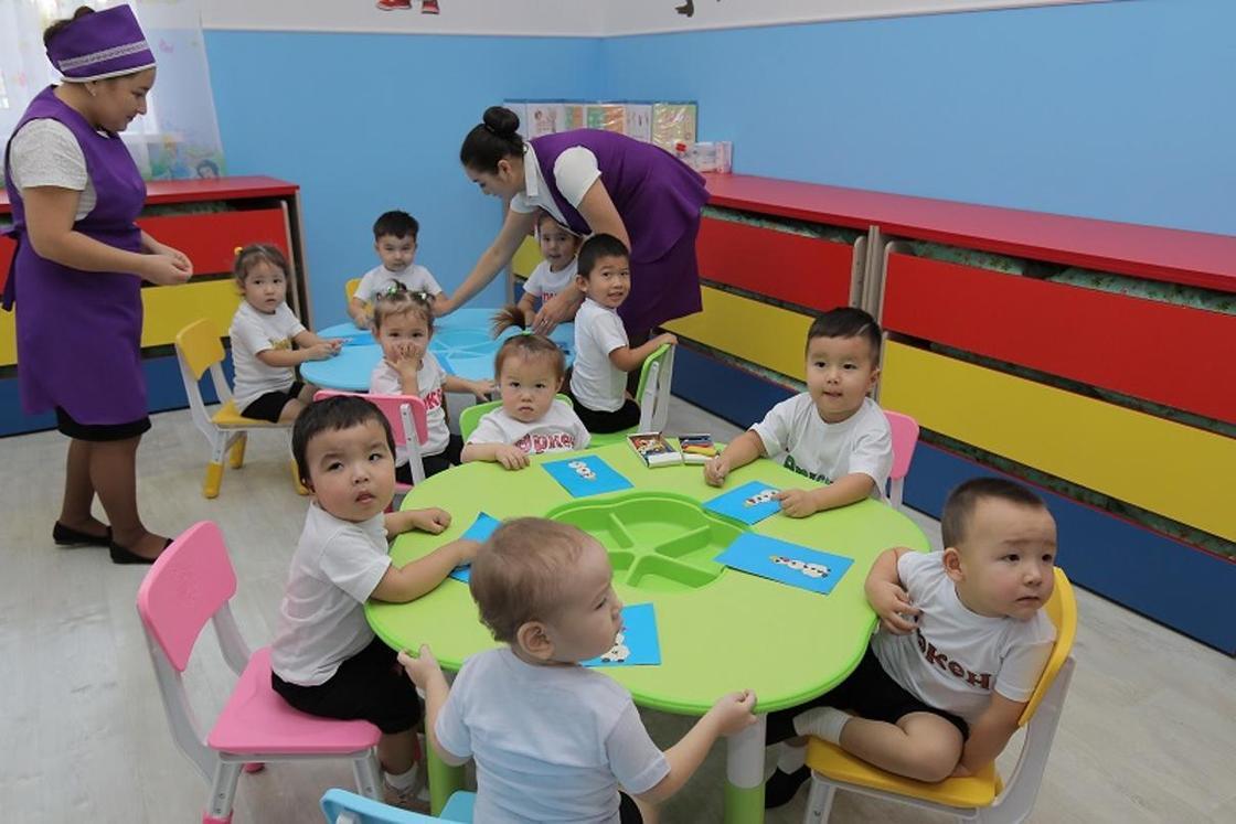 Охват дошкольным образованием в Актобе достиг 98