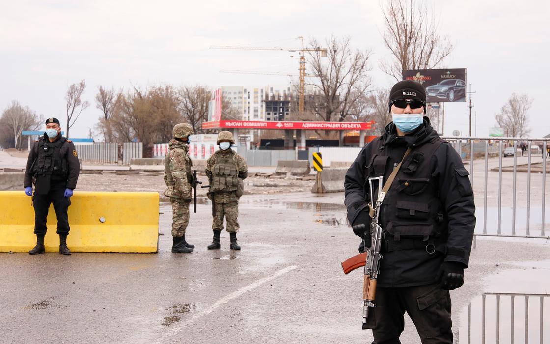 Жамбыл облысында карантин шаралары күшейтіледі