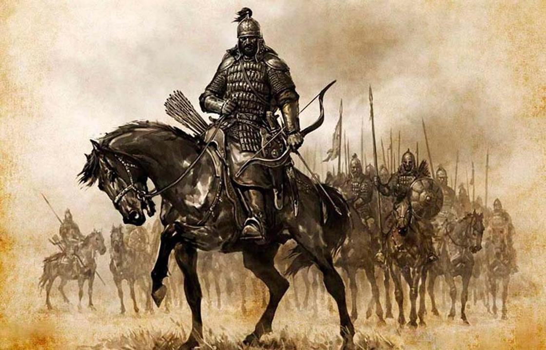 Древние тюрки: история Казахстана
