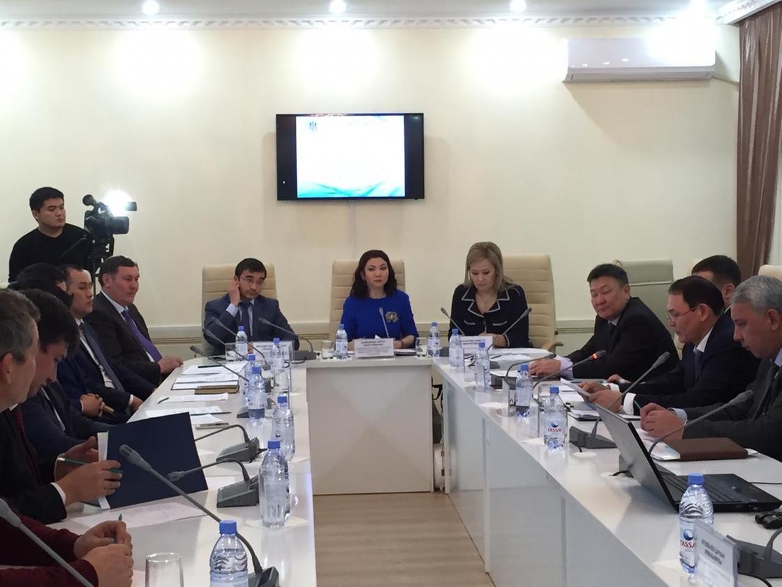 В Таразе подписан Устав проекта «Жамбыл – адалдық алаңы»