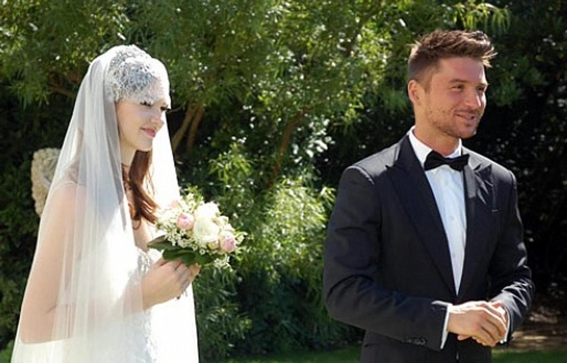 Фото со свадьбы Сергея Лазарева удивило польозвателей Сети