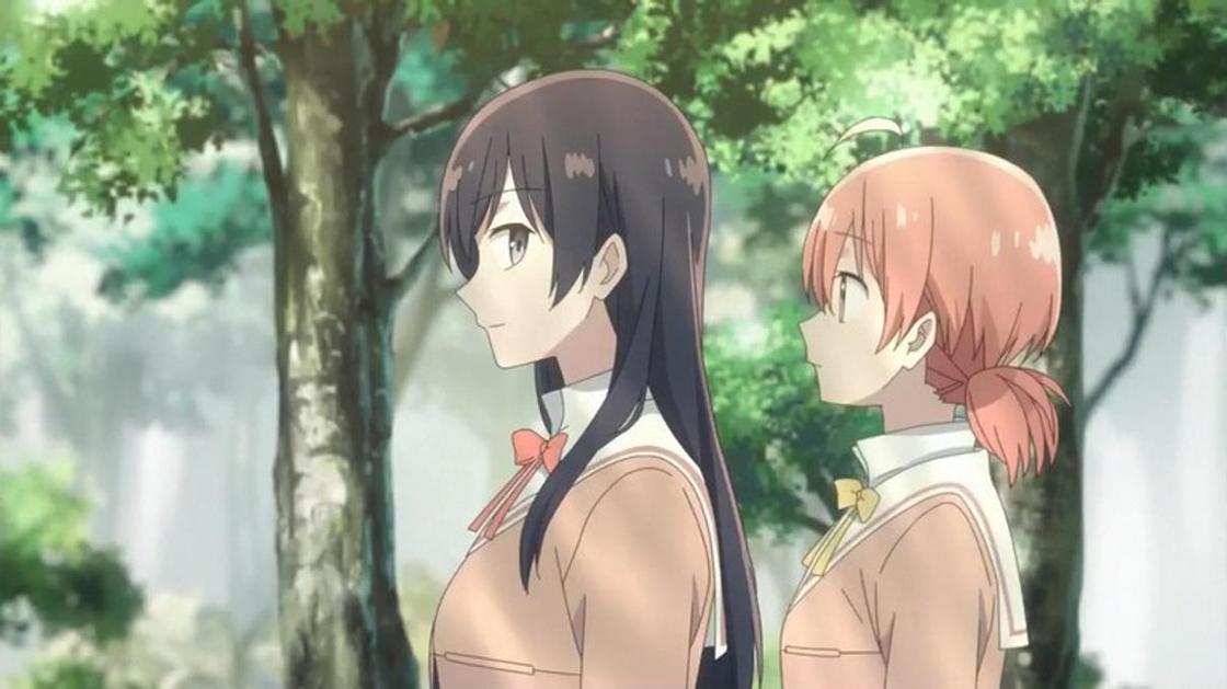 Топ аниме: романтика, список