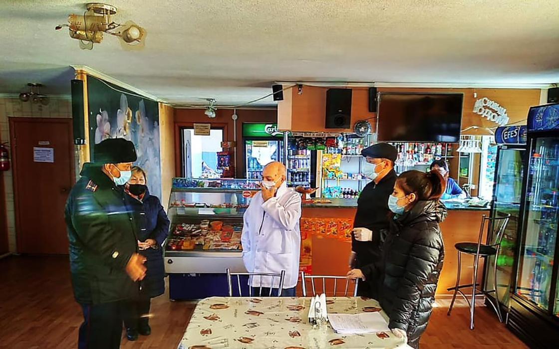 """Партия """"Nur Otan"""" в Костанае: """"Нельзя допустить роста цен"""""""