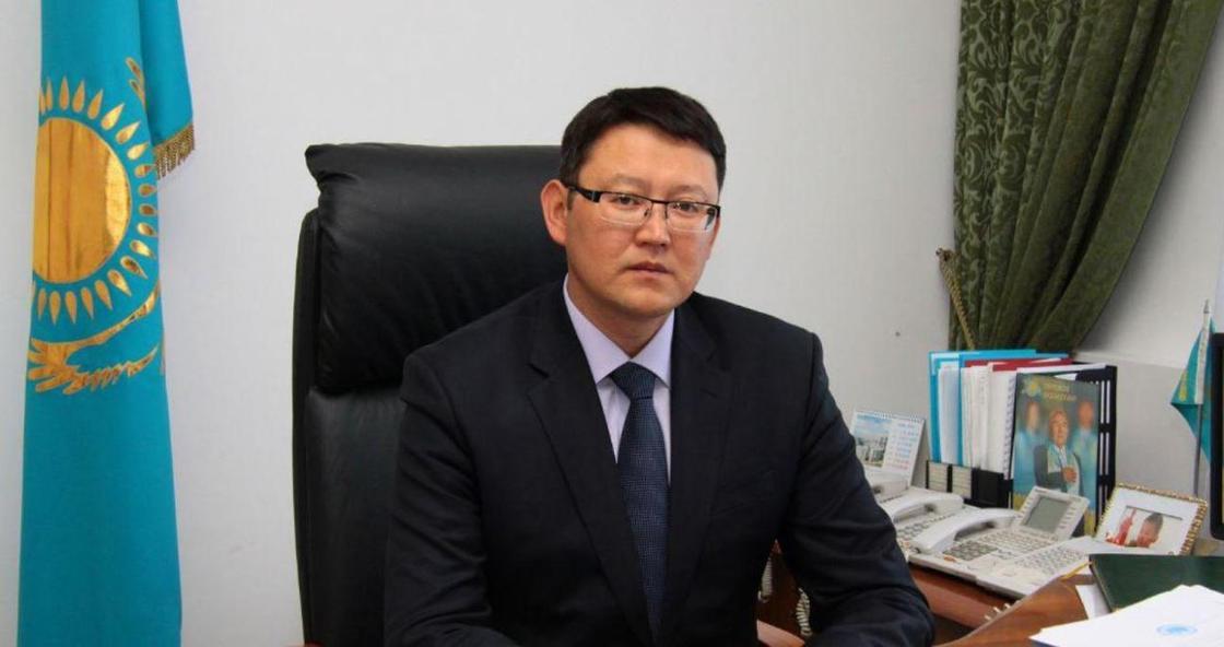 Ермек Алпысов стал вице-министром национальной экономики