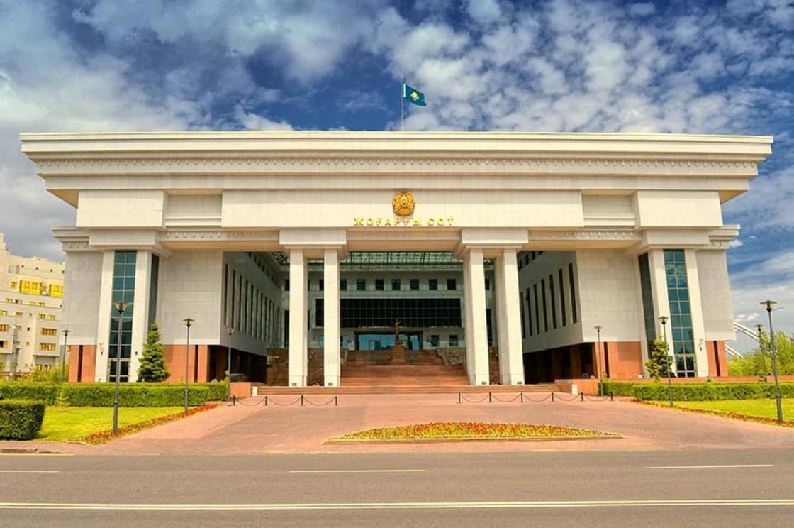 Председатель Верховного суда обратился к казахстанцам в День траура по жертвам КВИ