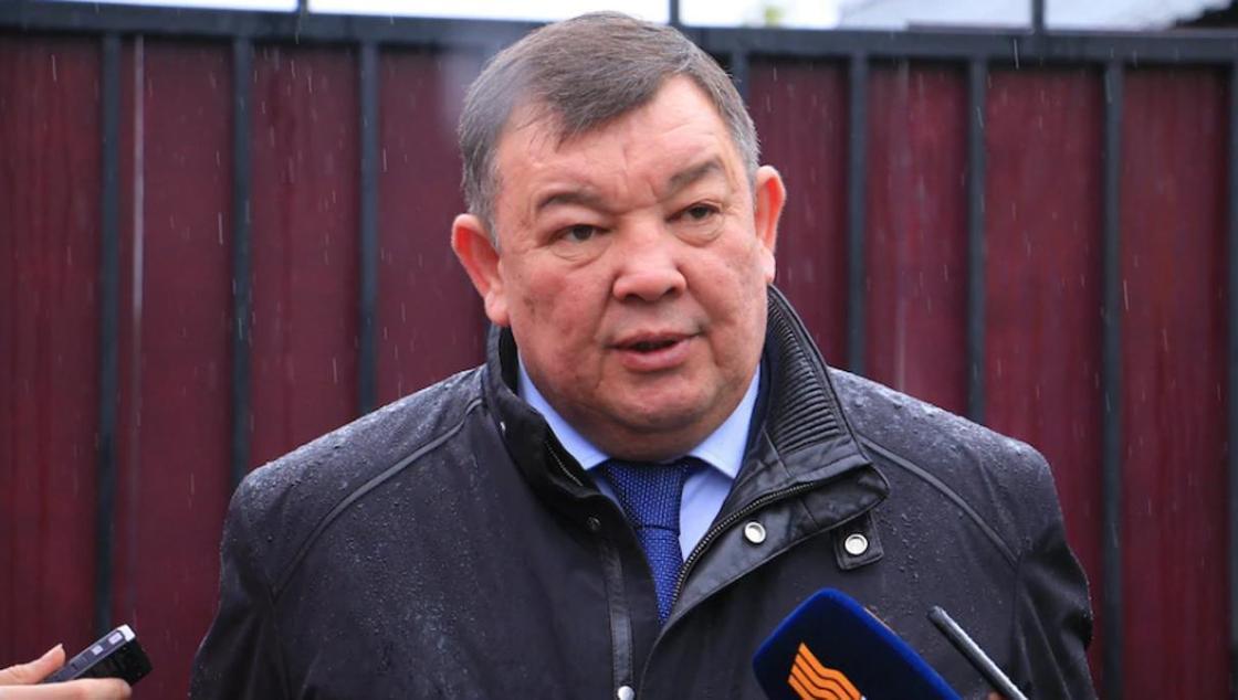 Алматы облысы әкімінің орынбасары ұсталды деген хабар тарады