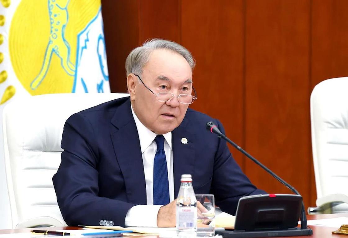 Нұрсұлтан Назарбаев. Фото: Elbasy.kz