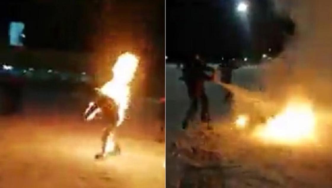 """""""Привезли обгоревшего сына"""": Подростки поджигают друг друга ради забавы"""