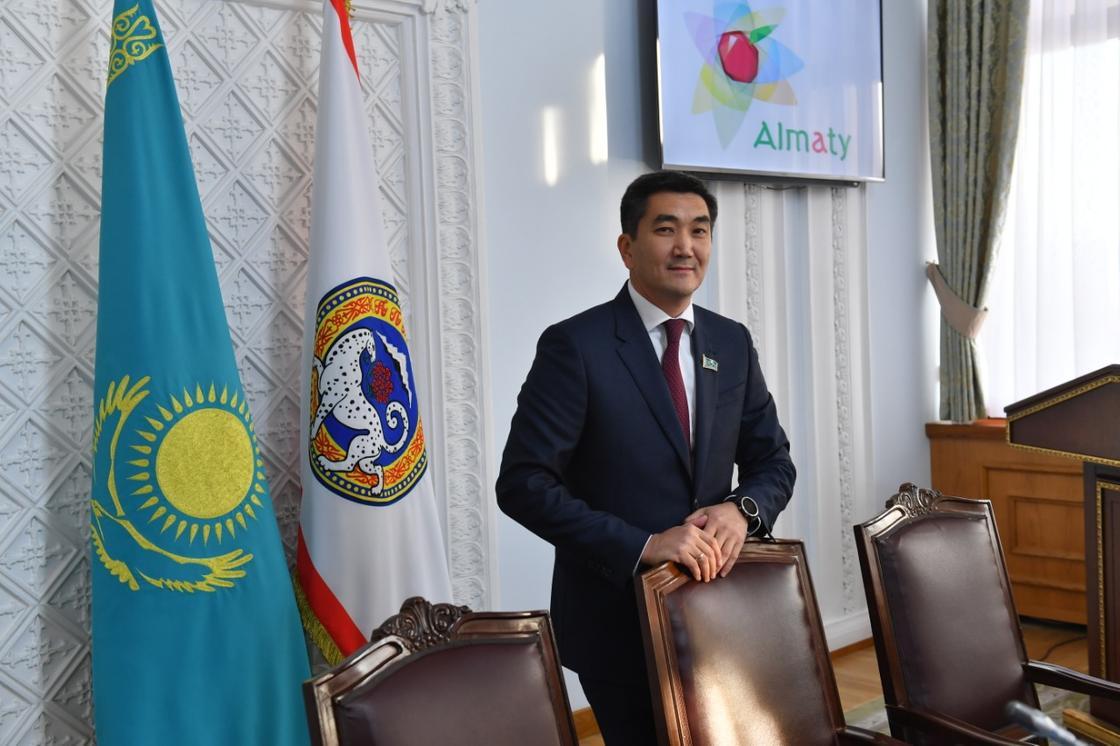 Назначен руководитель одного из управлений акимата Алматы