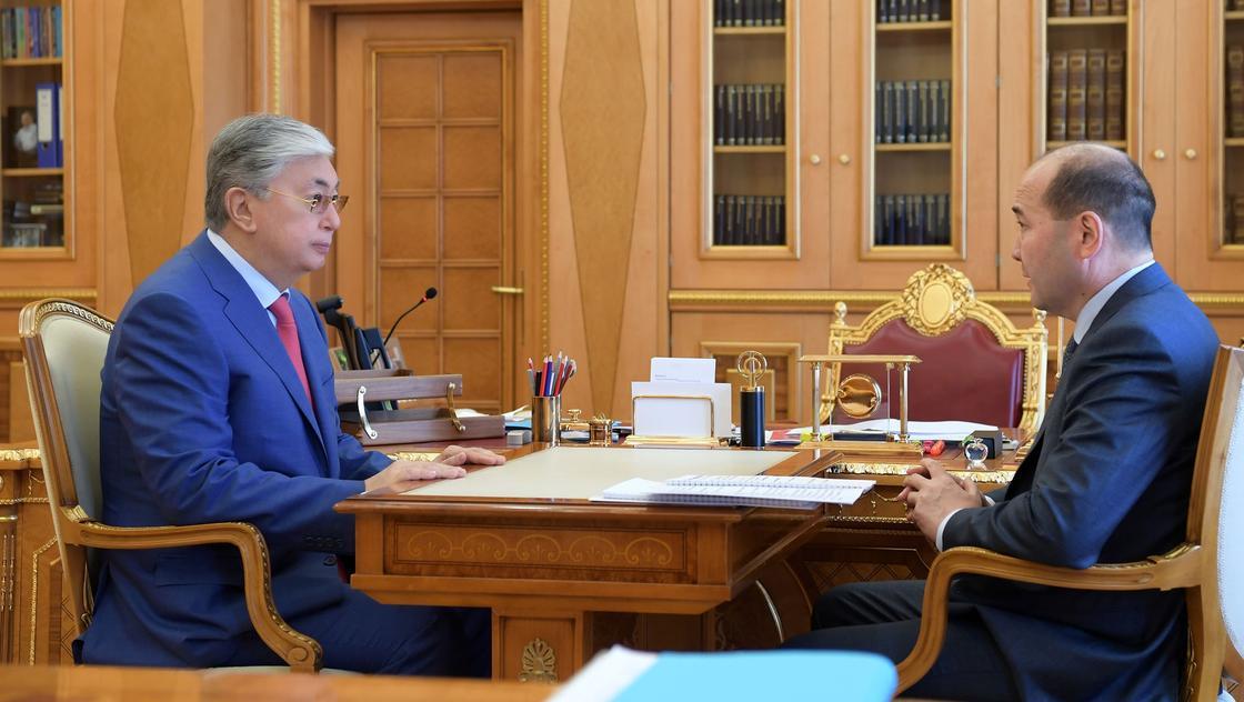 Токаев дал ряд поручений генпрокурору