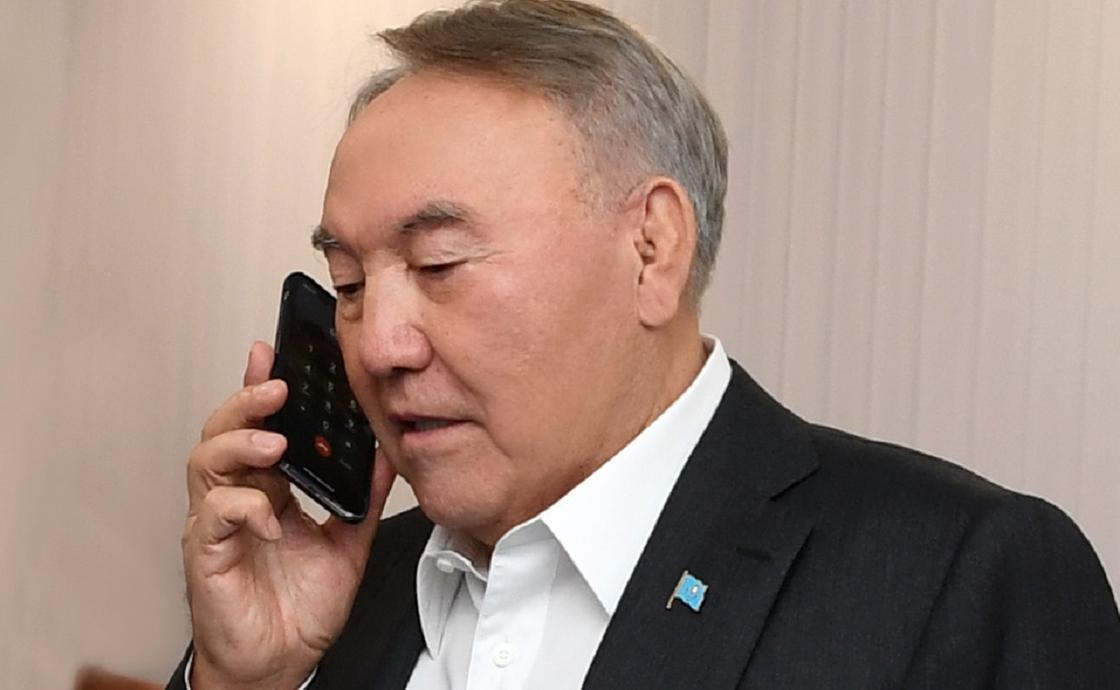 Иностранные лидеры позвонили Нурсултану Назарбаеву
