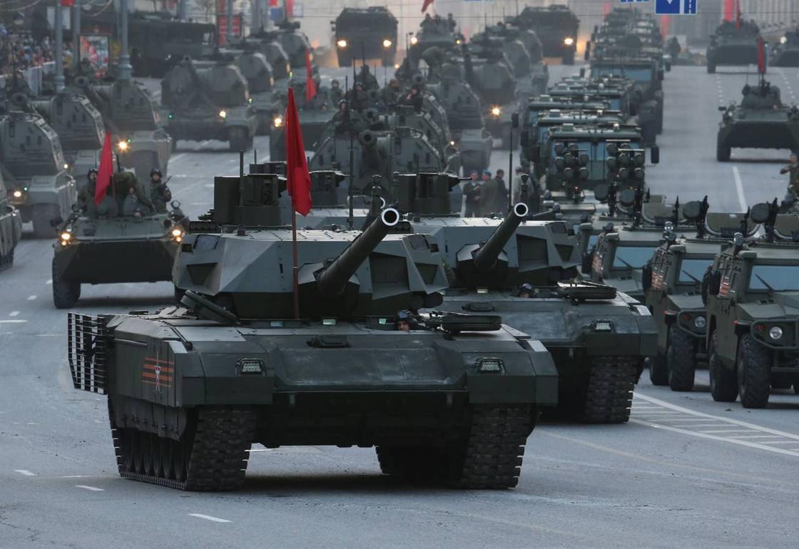 Россия усилит свои войска на западной границе