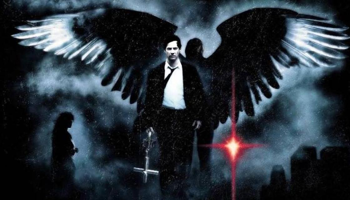 """Увлекательные фильмы про ангелов на земле: """"Константин: Повелитель тьмы"""""""