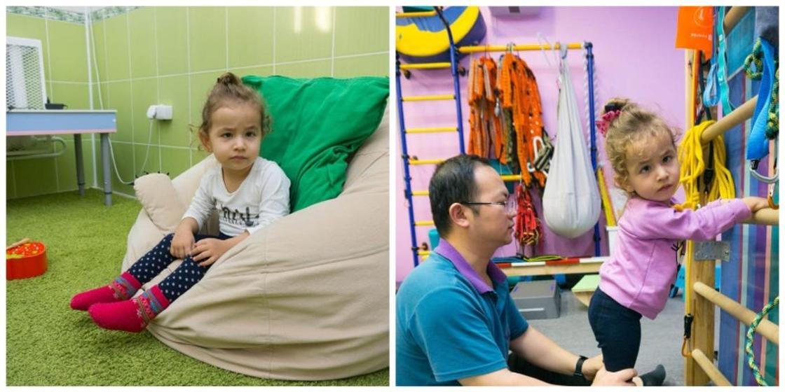 Девочке, родившейся весом 1,2 кг в Карагандинской области, нужна реабилитация