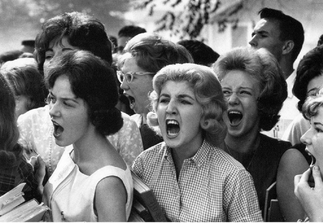 Фотография полувековой давности вызвала массовый приступ ярости в Сети