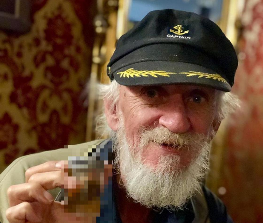Британец пожертвовал пальцы ног для алкогольного коктейля