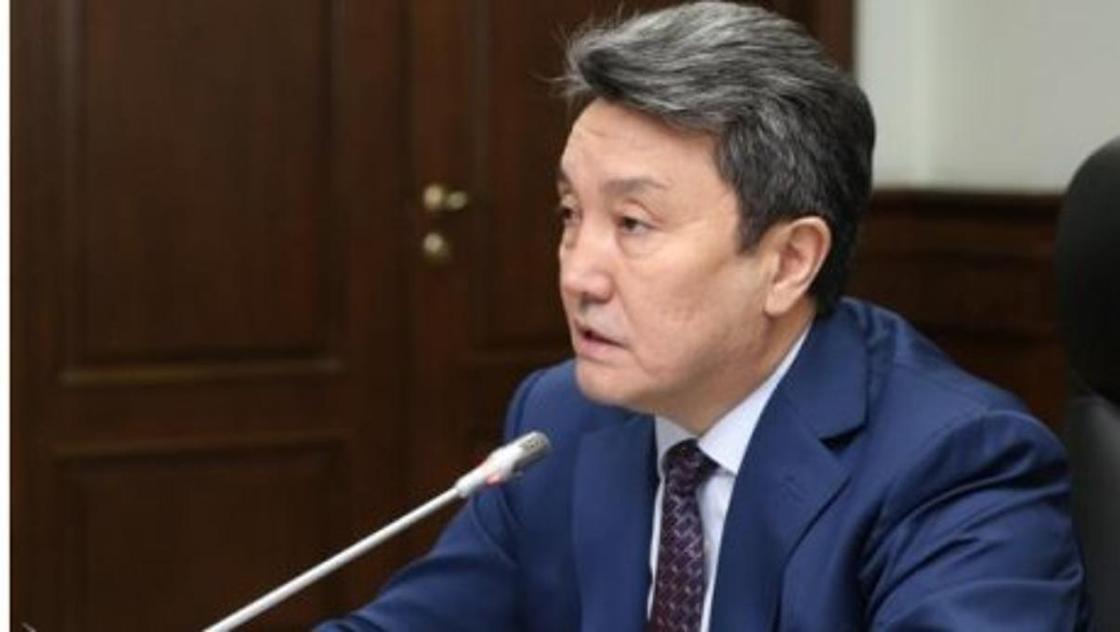 Әмірхан Рахымжанов. Фото: Zakon.kz