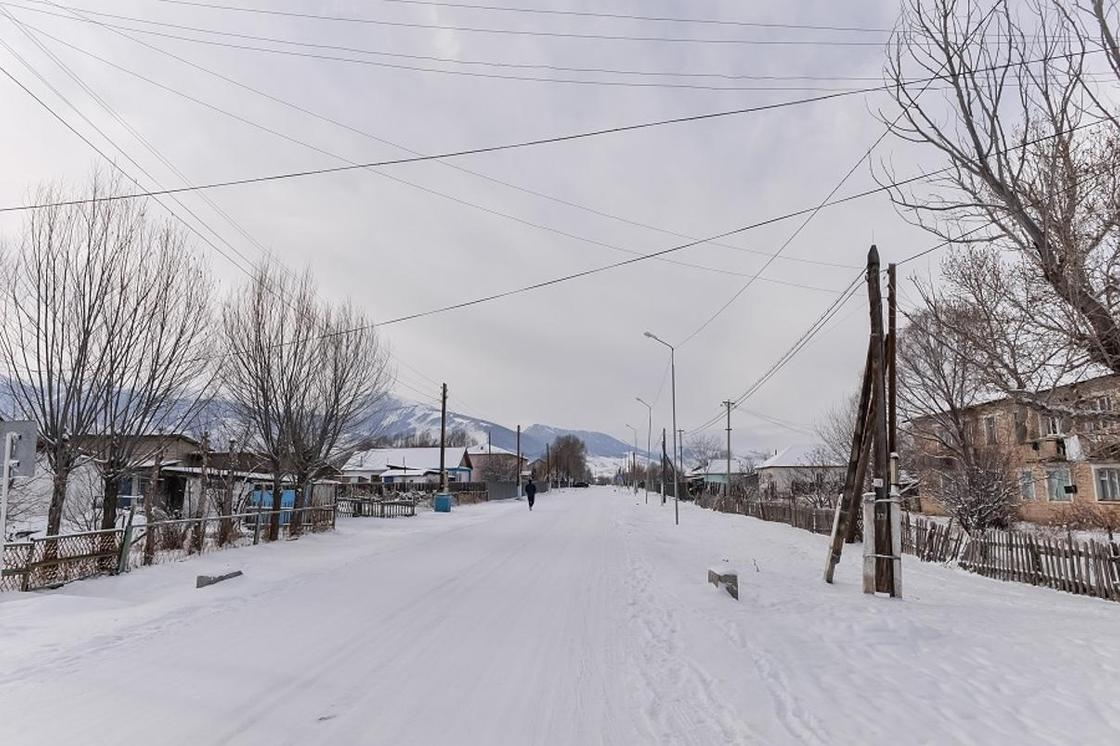 Высокоскоростной интернет запустили в отдаленных аулах Жетысу