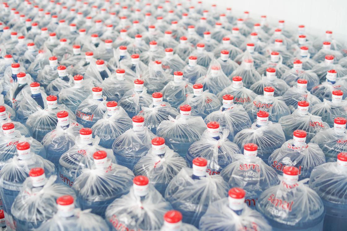 Вода Samal стала лучшей питьевой водой по итогам 2019 года