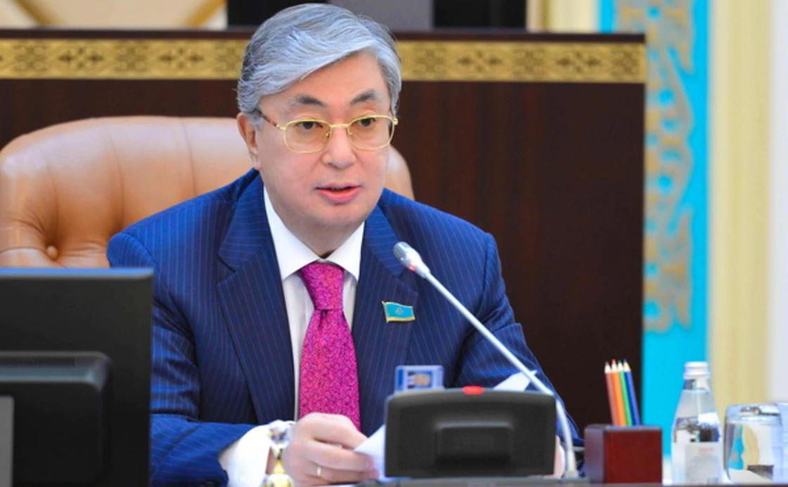 Тоқаев: Ресеймен мызғымас достық қарым-қатынасты растауға қуаныштымын
