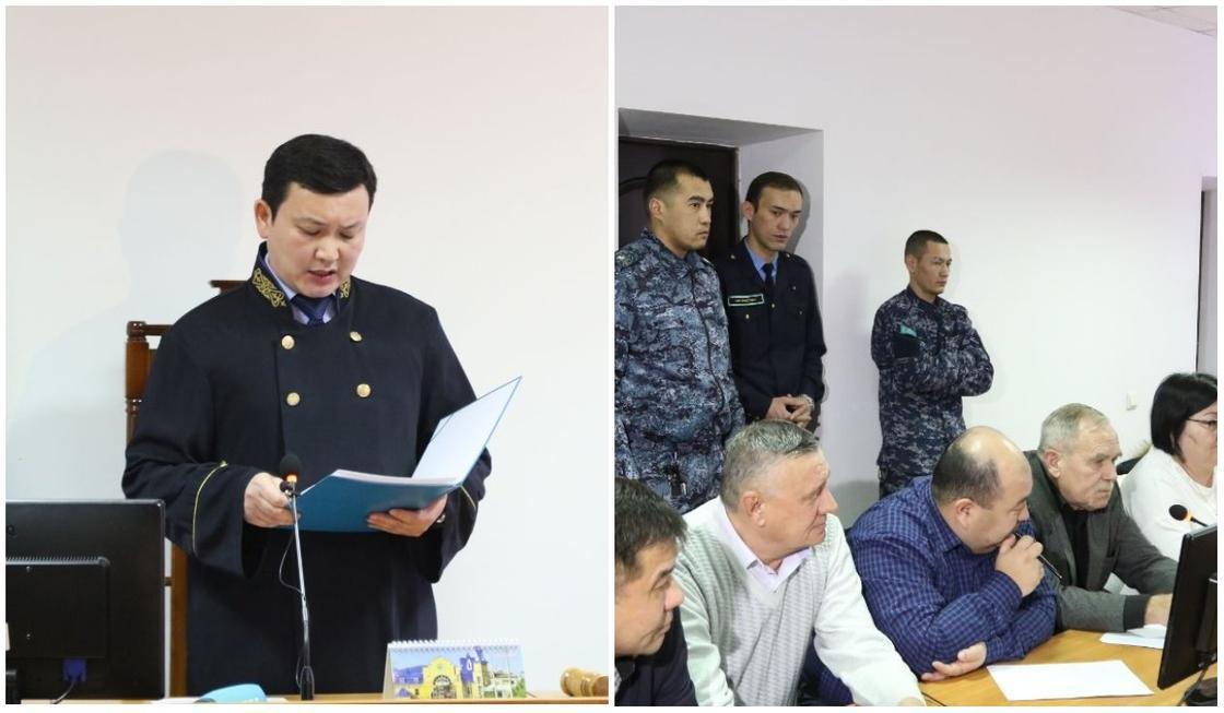 Руководителей атырауского горводоканала осудили по делу о гибели рыбы в Урале