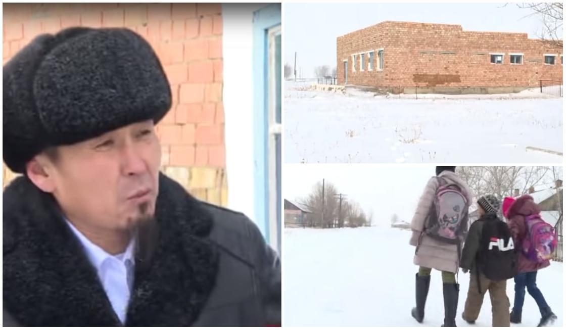 Школу в Карагандинской области продали за 200 тыс. тенге