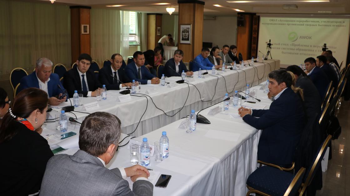 Ответственность за незаконные свалки могут ужесточить в Казахстане