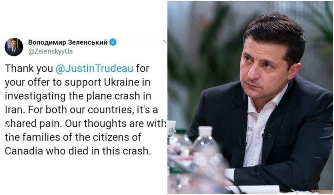 """Жители """"Канадии"""": Зеленского высмеяли за обращение к канадцам"""